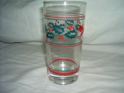 Christmas Glasses (7 in sale)