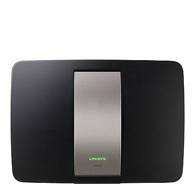 Linksys EA6500 AC1750 Smart Wi-Fi Dual-Band Router Gigabit 2x USB (Refurbished)