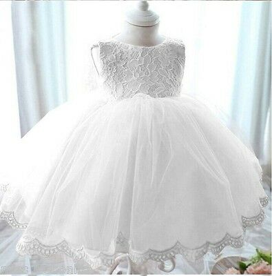 Delilah Baby Girl Formal Dress Christening Wedding Party Pageant Gown Bridesmaid