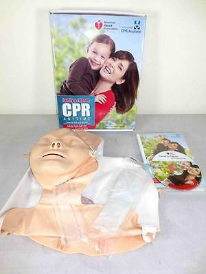 Family and Friends CPR Anytime Training Kit American Heart Association  Open Box