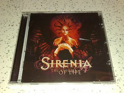 NEW SEALED CD:SIRENIA-Enigma Of Life(Nightwish,Liv Kristine,Lacuna Coil)no lp