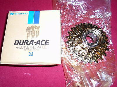 Vintage Shimano Dura Ace Fa-110 Freewheel, 13-22T, 5S, New In The Box!!!