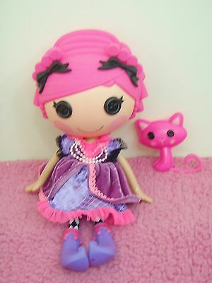 lalaloopsy toy doll 32cms pickles and pet dog