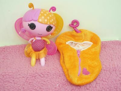 lalaloopsy toy doll fairy littles fairy tulip with pod cocoon