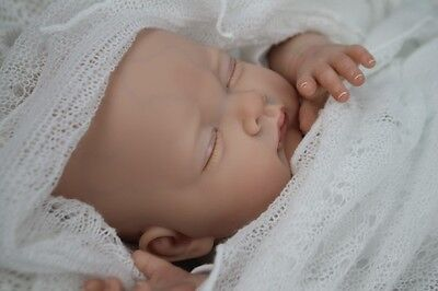 !sale Price! Absolutely Lovely Reborn Sofia ~ Bald Baby Girl ~ Full Limbs