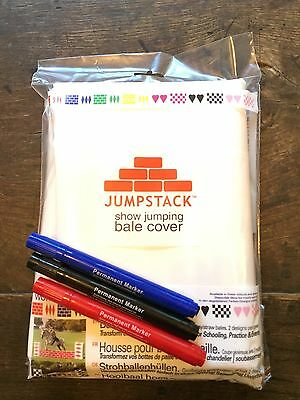 Jumpstack Bale Covers Make Your Own Showjumps Fillers Pack