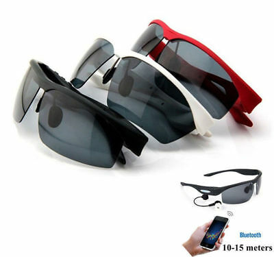 Fashion Driving Bluetooth Sunglasses Smart Eyewear Glasses For Android IOS Phone