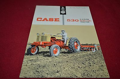Case 530 Tractor Dealer's Brochure DCPA7