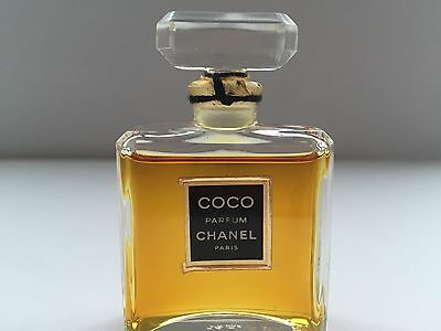 COCO CHANEL RARE VINTAGE 1980s PARFUM 14 ML SEALED BOTTLE IN BOX