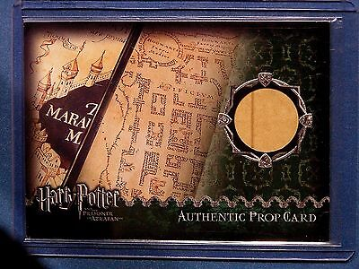 Harry Potter-POA-Update-Authentic-Prop Card-The Marauder's Map-#289/500