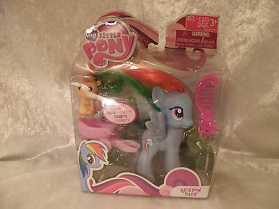 My Little Pony 2010 Rainbow Dash New In Package Excellent