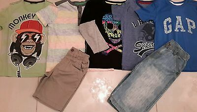 4/5 Years Boys Summer Clothes Bundle