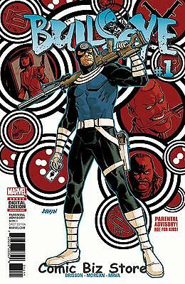 Bullseye #1 (Of 5) (2017) 1St Printing Bagged & Boarded
