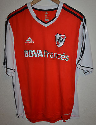 River Plate Argentina 2013/2014 Away Football Shirt Jersey Maglia Adidas