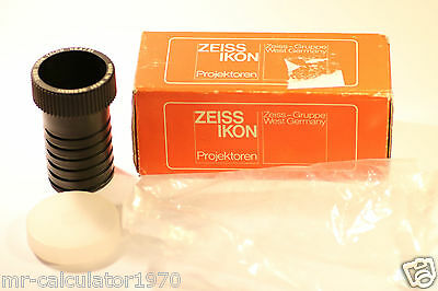 VINTAGE Zeiss Ikon Talon 1:2.8 85mm Projection Lens Made In W.Germany