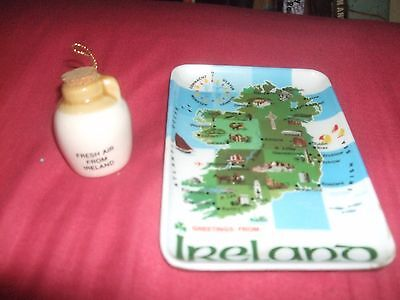 Greetings From Ireland and Fresh Air From Ireland Gift Set Bundle Collection Lot