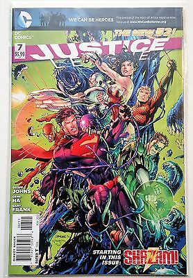 Justice League #7 (2011) New 52