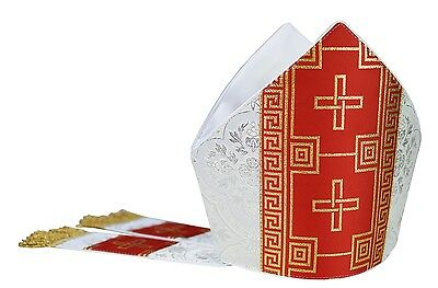 Mitra, Mitre,Kasel,Messgewand,Casule, Chasuble, Vestment