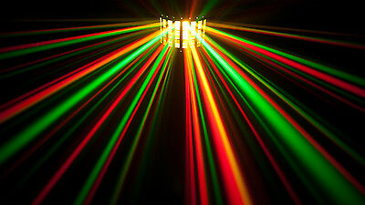 New Chauvet Mini Kinta IRC RGBW LED Derby Lighting Effect DJ Disco Club Karaoke