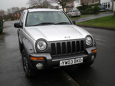 Jeep Cherokee Extreme Sport A 2.8 Diesel Auto Full Service History
