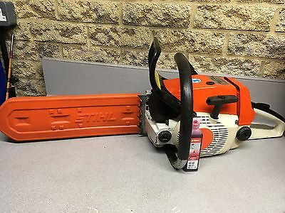 """Stihl Woodboss 024 Av Chainsaw  Fitted With Stihl 15"""" Bar And Chain"""