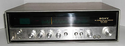 Vintage Sony STR-6036 Stereo Receiver - Tested & Works Great