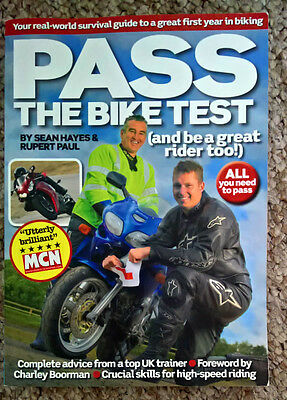 Pass The Bike Test (and be a great rider too) 2011
