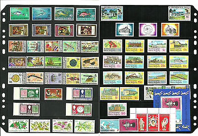 Stamps,British Colonies & Territories,St Kitts & Nevis, hinged but unused