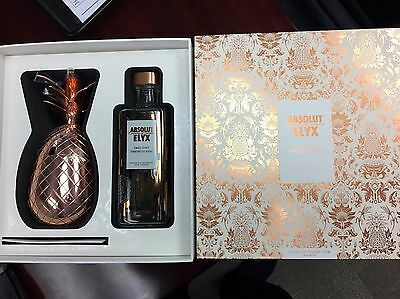 Absolut ELYX Pineapple Limited Edition