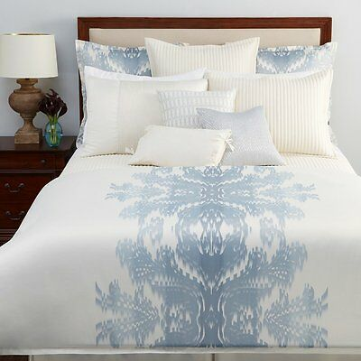 Hudson Park 700 TC Queen Sheet and//or Pillowcases $200 /& $110 White Champagne