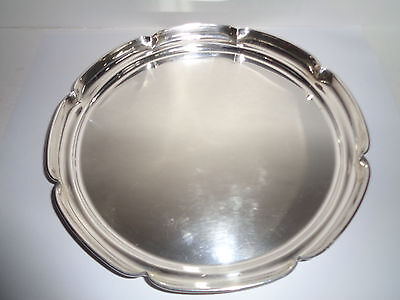 CARTIER  Sterling Silver 925 TRINKET TRAY for KEYS /WATCHES /JEWELRY 210 gram