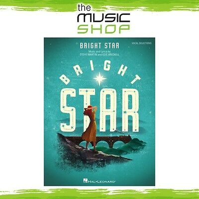 New Bright Star Vocal Selections Music Book - Piano & Vocal Songbook