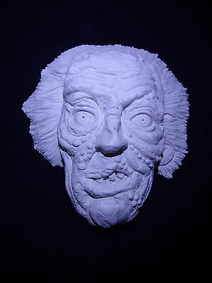 DORIAN GRAY DEATH MASK wall hanging life sized gaff  SIDESHOW