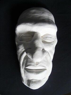 RONDO HATTON DEATH MASK wall hanging life sized gaff  SIDESHOW
