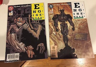 Engine Head #1-6 Complete run NM DC Comics 2004 Ted McKeever lot of 6 set comic
