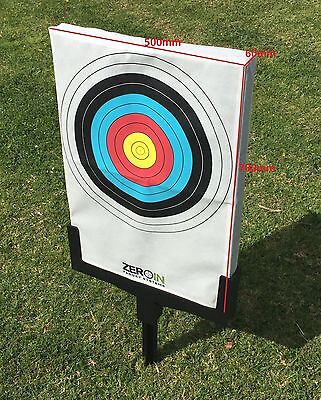 Archery Target Self Healing Foam 60mm Compound Bow & Arrow Recurve and Longbow