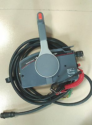 Yamaha Outboard remote control 7 pins pull open-703 remote control box OEM