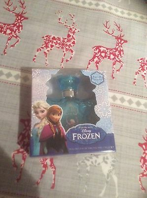 DISNEY STORE FROZEN / ELSA EAU DE TOILETTE 50ml - new