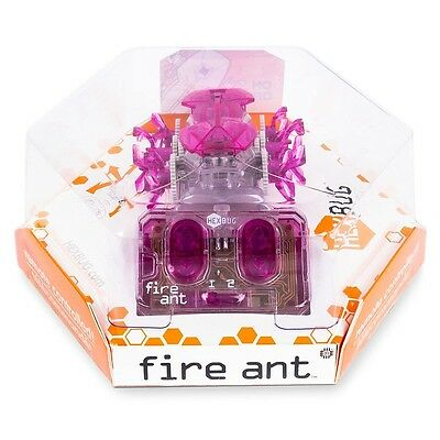 HEXBUG Fire Ant Purple RC Remote Controlled Creature NEW