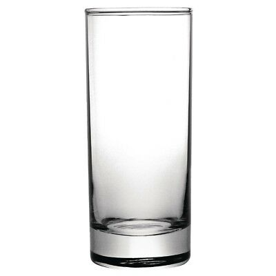 48X Olympia Hi-Ball Glasses 340ml Bar Cocktail Serving Drinks Glassware Tumbler