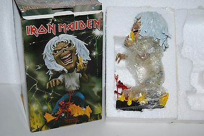 Neca Iron Maiden Head Knokers The Number Of The Beast 2006 Neuf/boite New/box