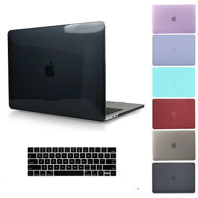 """Crystal Case Shell Keyboard cover For Macbook Pro 13"""" Retina Display A1706 A1708"""