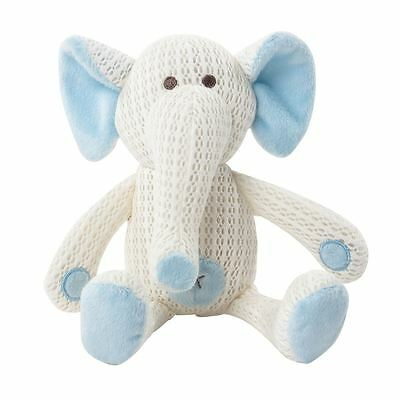Ernie the Elephanta - Breathable Baby 0m+ Hypoallergenic Toy by The Gro Company