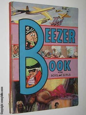 The Beezer Book for Boys and Girls - Hardcover D. C. Thompson