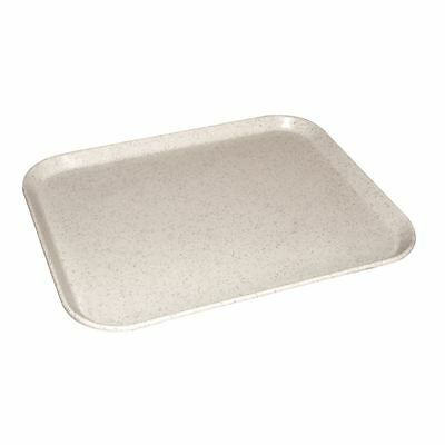 Kristallon Fibreglass Service Tray 305 x 405mm Serving Platter Kitchen Tableware