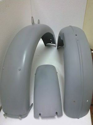 Brand New Bsa M20 M21 Mudguard Set *Made Out Of Toolings* Top Quality**