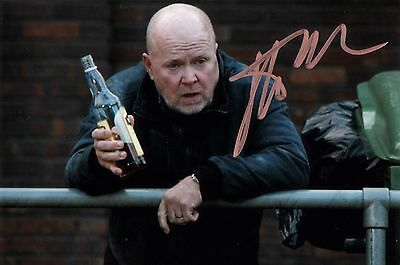 STEVE McFADDEN SIGNED 6x4 PHOTO - Eastenders