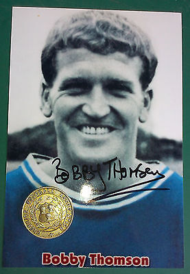 1967-68 Stockport County -  Cheshire County Bowl Runners Up Football Medal.
