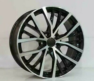 "19"" 8.5 5 x 112 ET35  Alloy Wheels  VW GOLF/ SKODA/ CADDY/ TRANSPORTER T4"