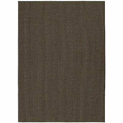 Garland Area Rugs Rug Berber Colorations Area Rug, 7-Feet 6-Inch by 9-Feet